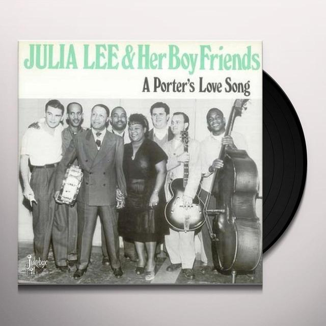 Julia Lee PORTER'S LOVE SONG Vinyl Record