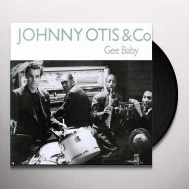 Johnny Otis GEE BABY Vinyl Record