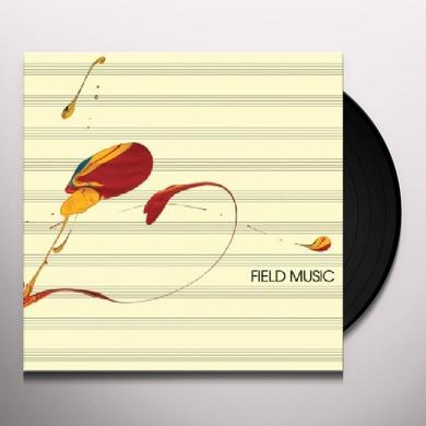 FIELD MUSIC (MEASURE) Vinyl Record