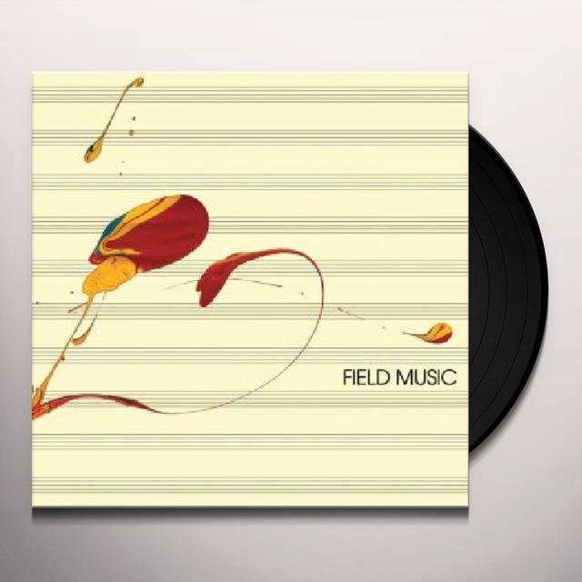 FIELD MUSIC (MEASURE) Vinyl Record - Digital Download Included