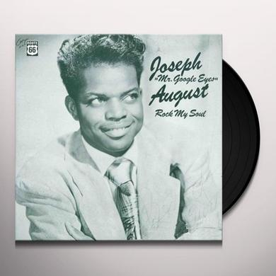 Joseph August ROCK MY SOUL Vinyl Record