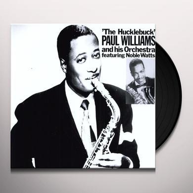 Paul Williams HUCKLEBUCK Vinyl Record