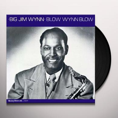 Jim Wynn BLOW WYNN BLOW Vinyl Record