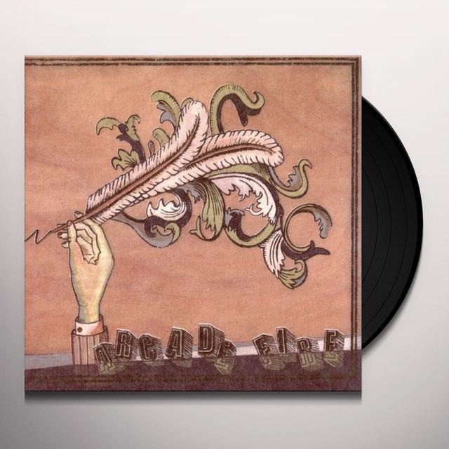 Arcade Fire FUNERAL Vinyl Record - 180 Gram Pressing