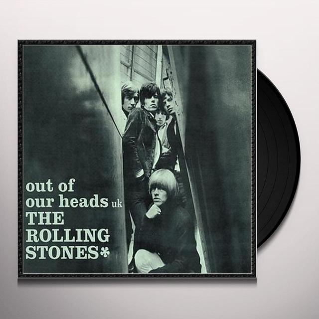 The Rolling Stones OUT OF OUR HEADS Vinyl Record - 180 Gram Pressing