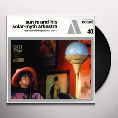 SOLAR-MYTH APPROACH 1 Vinyl Record