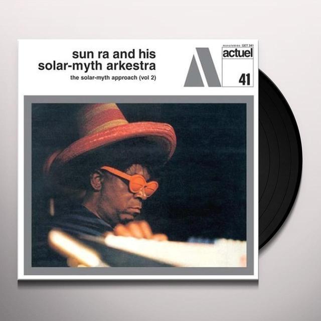 SOLAR-MYTH APPROACH 2 Vinyl Record