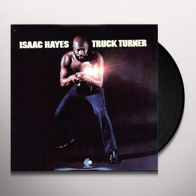 Isaac Hayes TRUCK TURNER Vinyl Record
