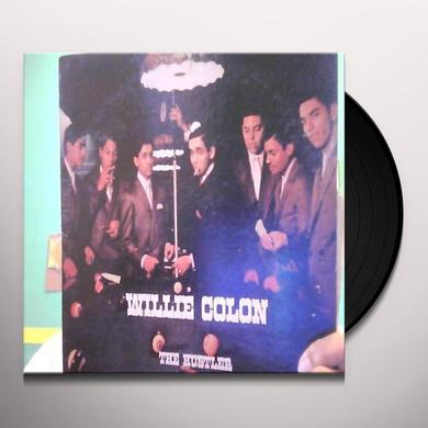 Willie Colon HUSTLER Vinyl Record