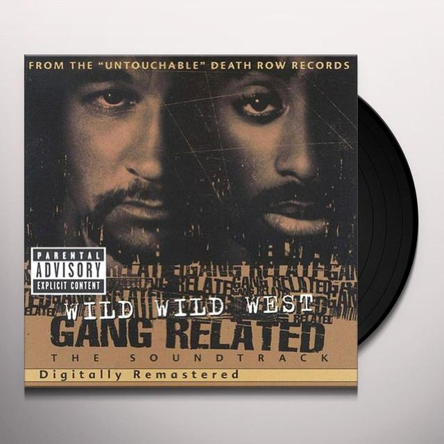 GANG RELATED / O.S.T. Vinyl Record