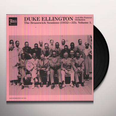 Duke Ellington BRUNSWICK SESSIONS 1 Vinyl Record