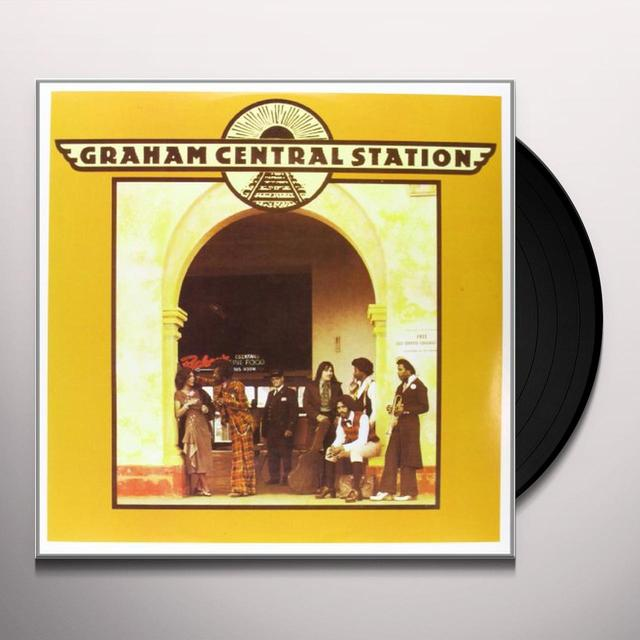 GRAHAM CENTRAL STATION Vinyl Record - 180 Gram Pressing