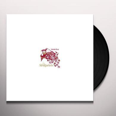 Los Straitjackets YULETIDE BEAT (Vinyl)