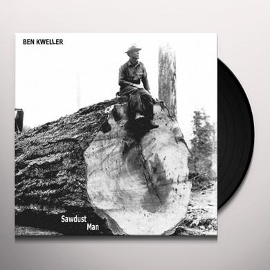 Ben Kweller SAWDUST MAN / SEND ME DOWN THE ROAD Vinyl Record - Limited Edition