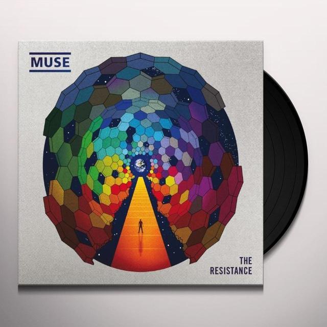 Muse RESISTANCE Vinyl Record - 180 Gram Pressing