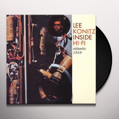 Lee Konitz INSIDE HI-FI Vinyl Record