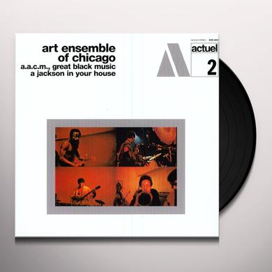 Art Ensemble Of Chicago AACM GREAT BLACK MUSIC A JACKSON IN YOUR HOUSE Vinyl Record