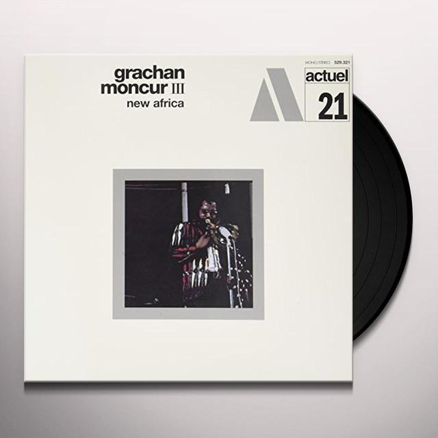 Grachan Moncur Iii NEW AFRICA Vinyl Record