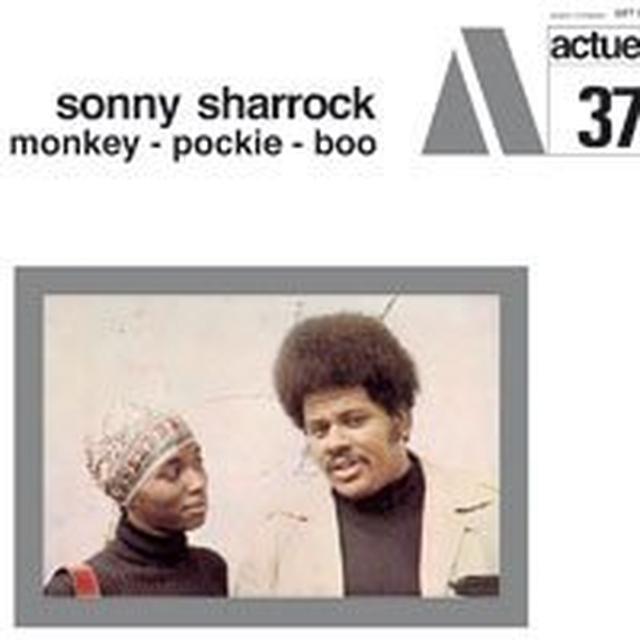 Sonny Sharrock MONKEY-POCKIE-BOO Vinyl Record