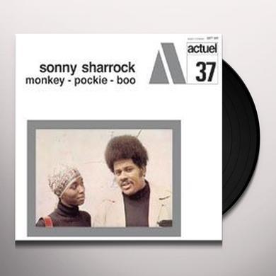 Sonny Sharrock MONKEY-POCKIE-BOO Vinyl Record - 180 Gram Pressing