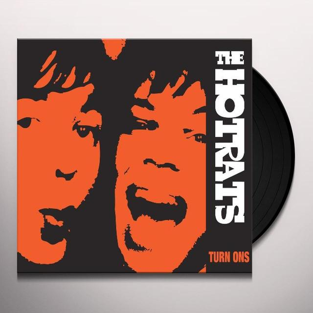 Hotrats TURN ONS Vinyl Record