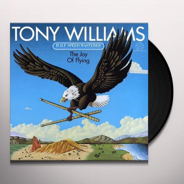 Tony Williams JOY OF FLYING Vinyl Record