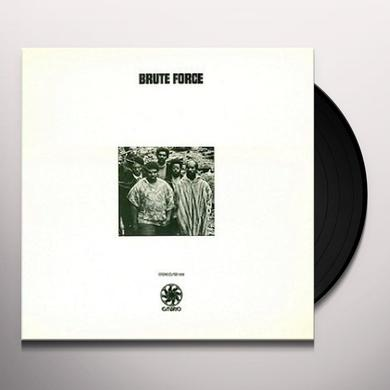 BRUTE FORCE Vinyl Record