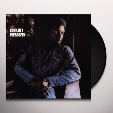 Booker T EVERGREEN Vinyl Record