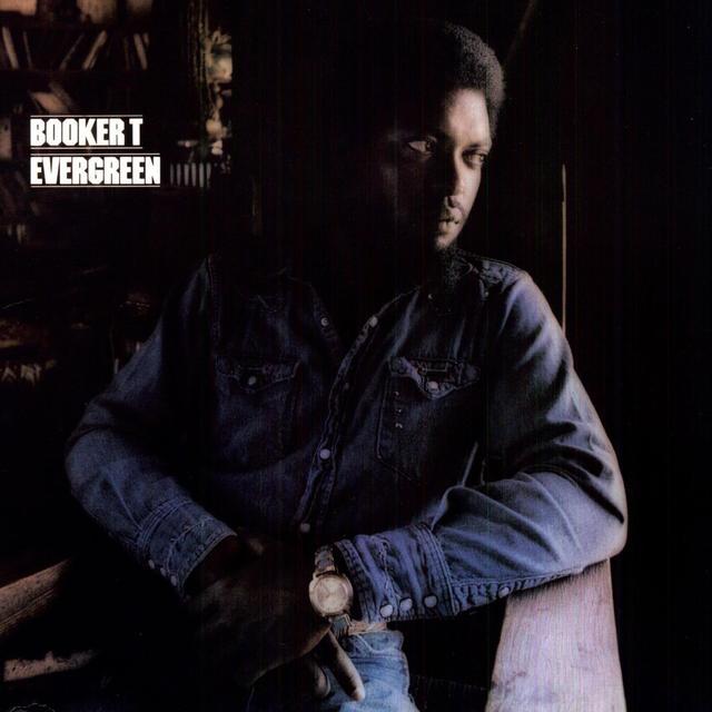 Booker T EVERGREEN Vinyl Record - 180 Gram Pressing