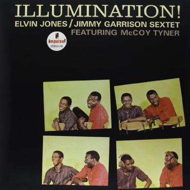 Elvin Jones ILLUMINATON Vinyl Record