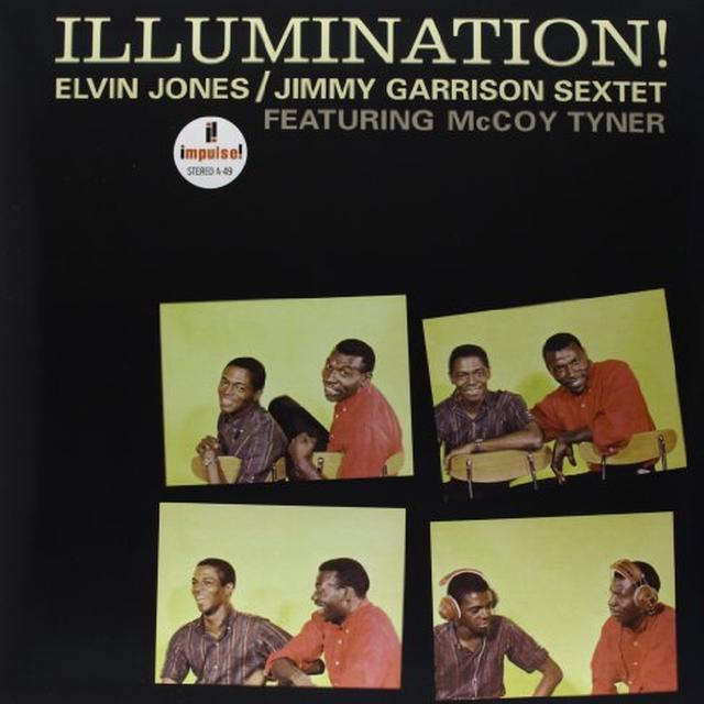 Elvin Jones ILLUMINATON Vinyl Record