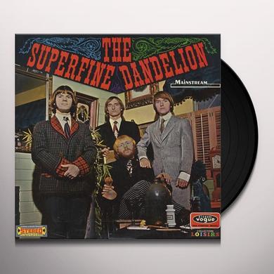 SUPERFINE DANDELION Vinyl Record