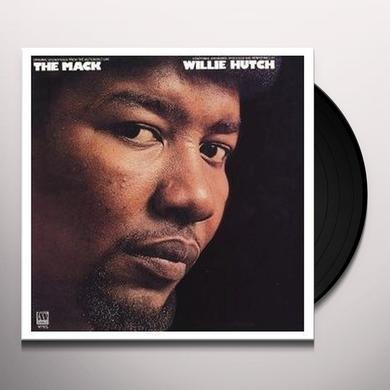 Willie Hutch MACK Vinyl Record