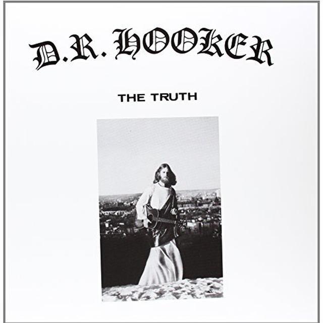Dr Hooker TRUTH Vinyl Record - 180 Gram Pressing