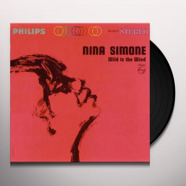 Nina Simone WILD IS THE WIND Vinyl Record