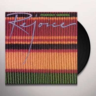 Pharoah Sanders REJOICE Vinyl Record