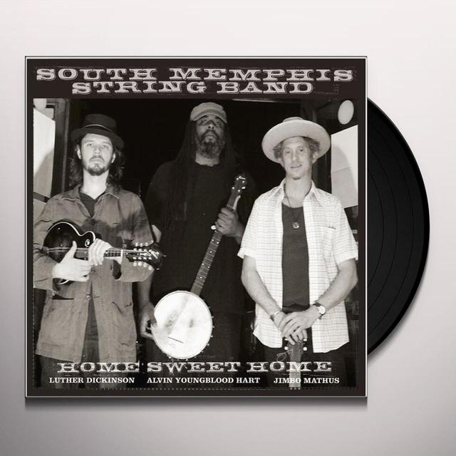 South Memphis String Band HOME SWEET HOME Vinyl Record