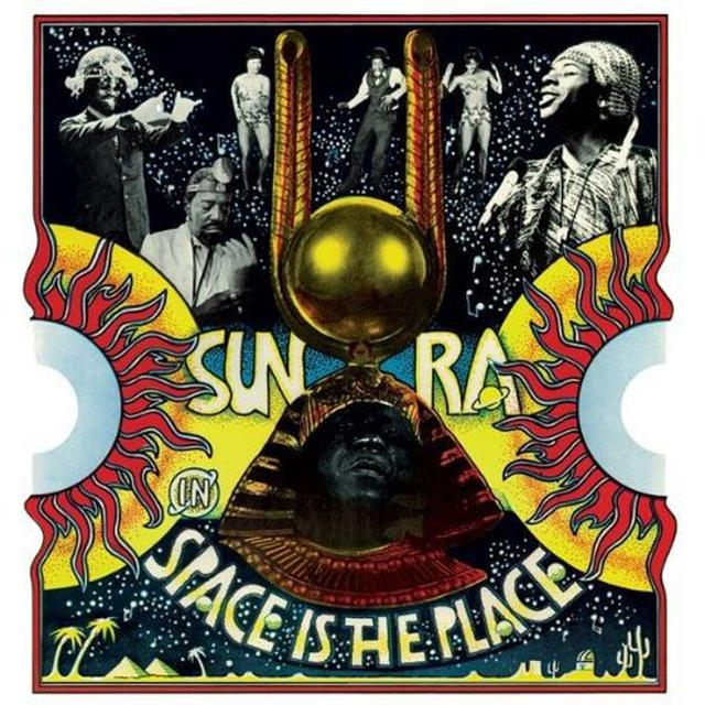 SPACE IS THE PLACE / O.S.T. Vinyl Record