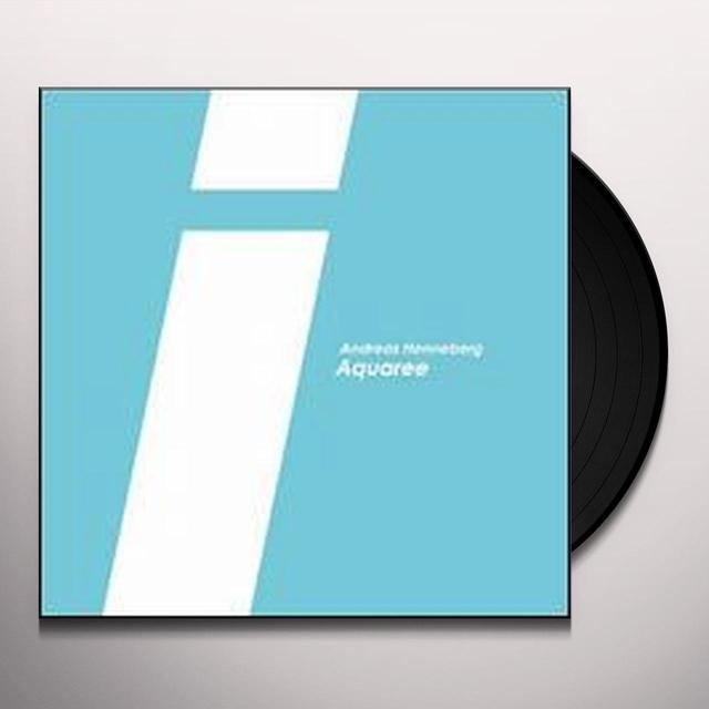 Andreas Henneberg AQUAREE Vinyl Record