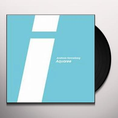 Andreas Henneberg AQUAREE (EP) Vinyl Record