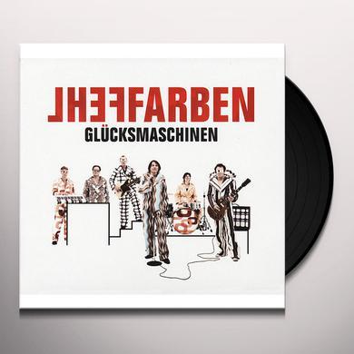 Fehlfarben GLUCKSMASCHINEN Vinyl Record