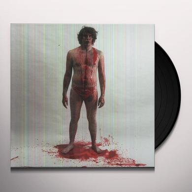 Jay Reatard BLOOD VISIONS Vinyl Record