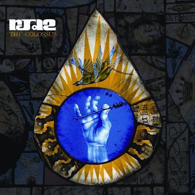 Rjd2 COLOSSUS Vinyl Record