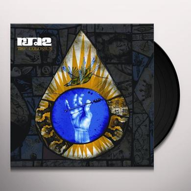Rjd2 COLOSSUS Vinyl Record