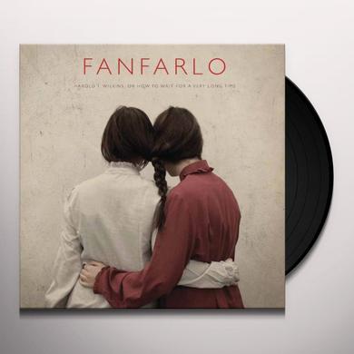 Fanfarlo HAROLD T WILKINS / COMETS Vinyl Record