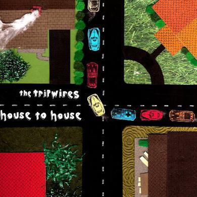 Tripwires HOUSE TO HOUSE Vinyl Record