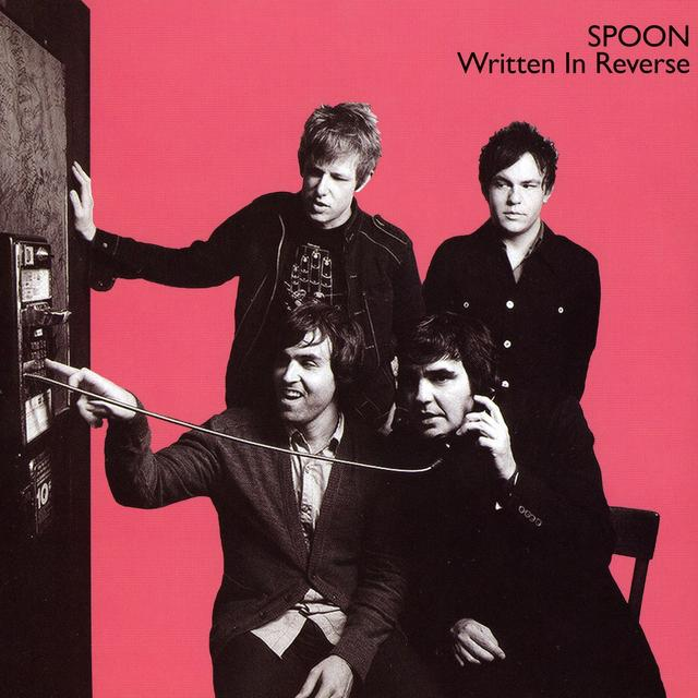Spoon WRITTEN IN REVERSE / MEAN RED SPIDER Vinyl Record