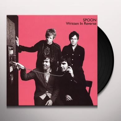 Spoon WRITTEN IN REVERSE / MEAN RED SPIDER Vinyl Record