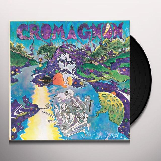 Cromagnon CAVE ROCK Vinyl Record