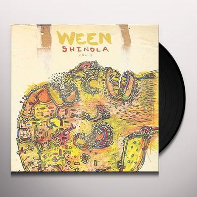 Ween SHINOLA 1 Vinyl Record
